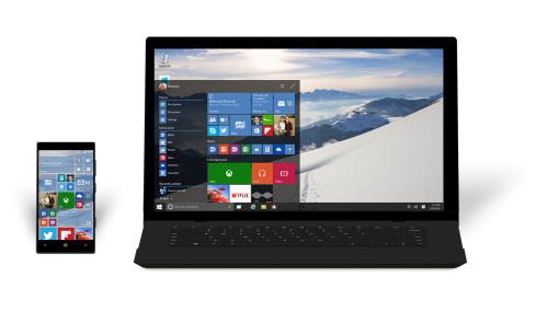 Windows10 Phone Laptop